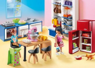 Playmobil - 70206 - Family Kitchen