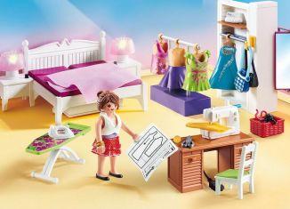 Playmobil - 70208 - Bedroom