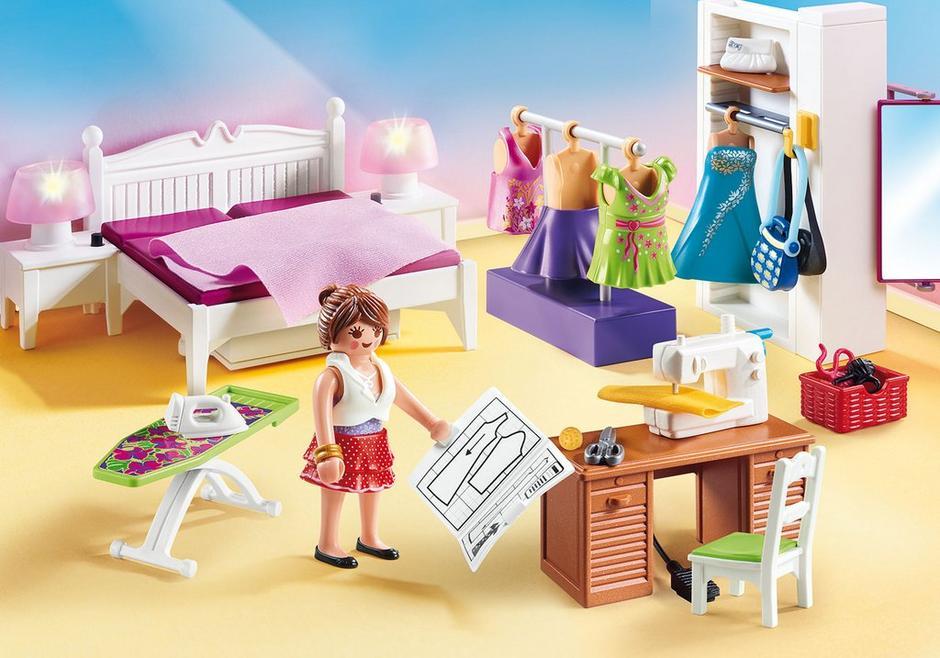 . Playmobil Set  70208   Bedroom   Klickypedia