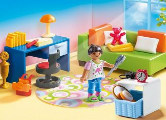 Playmobil - 70209 - Youth Room