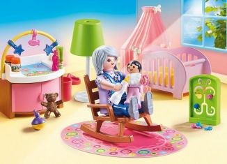 Playmobil - 70210 - Baby's Room