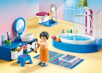 Playmobil - 70211 - Bathroom