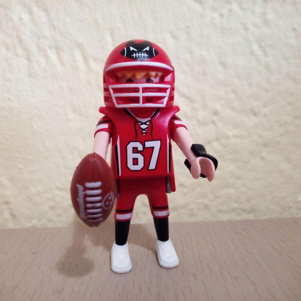 Playmobil 70025-01 - Football player - Box