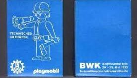 Playmobil - 6198-ger - THV promotional