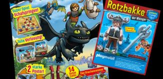 Playmobil - 30792224 - Snotlout Jorgenson