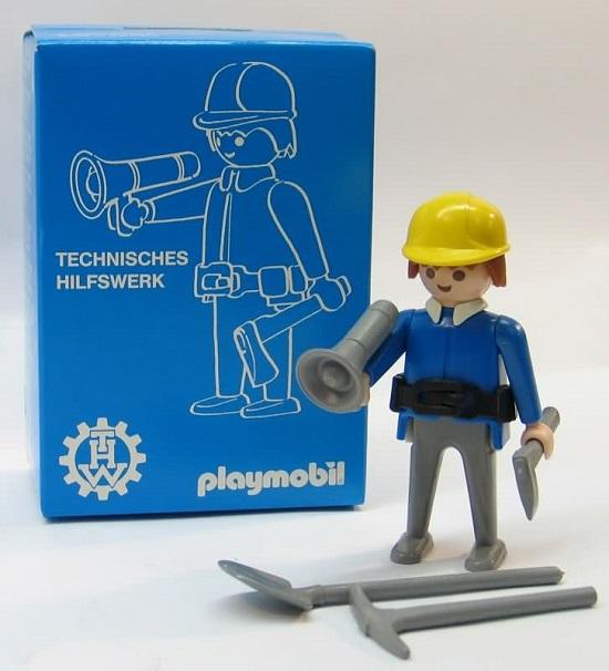 Playmobil 6198-ger - THV promotional - Back