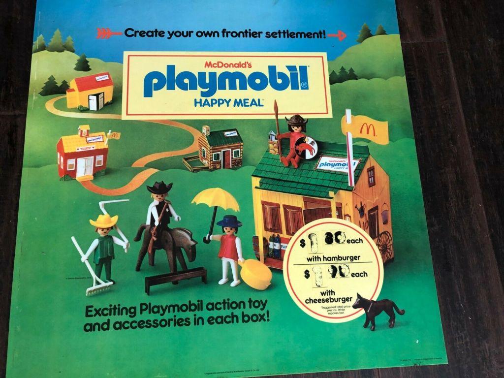 Playmobil 0000v3-sch - Sheriff's Horse - Back