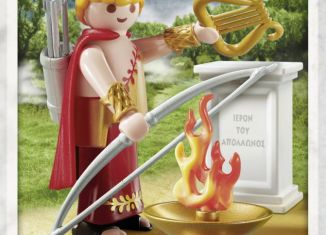 Playmobil - 70218-gre - Apollo Greek God