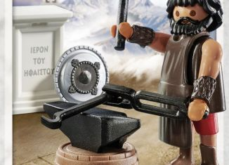Playmobil - 70217-gre - Hephaestus Greek God