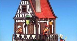 Playmobil - 3448v1 - Medieval Inn