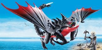 Playmobil - 70039 - Villano y dragón