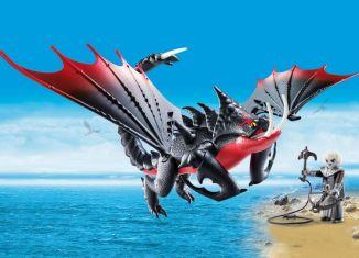 Playmobil - 70039 - Villano y dragón