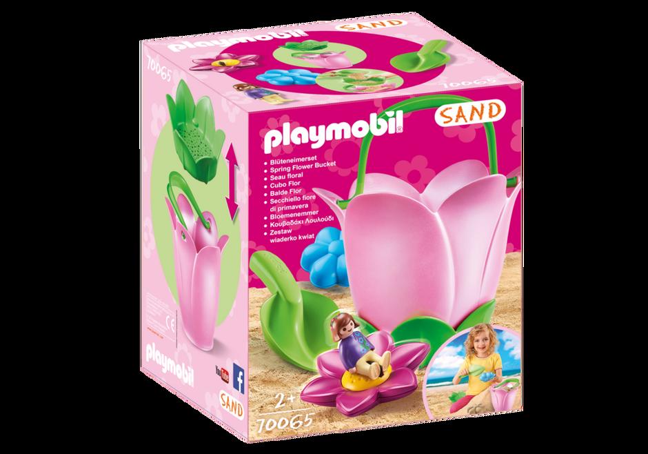 "Playmobil 70065 - Sandeimerchen ""Frühlingsblume"" - Box"