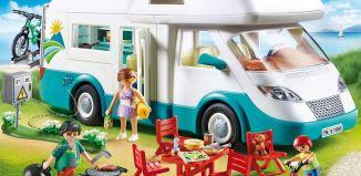 Playmobil - 70088 - Familien-Wohnmobil