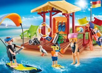 Playmobil - 70090 - Wassersport-Schule