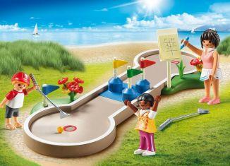 Playmobil - 70092 - Minigolf