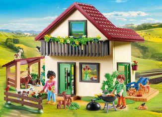 Playmobil - 70133 - Bauernhaus