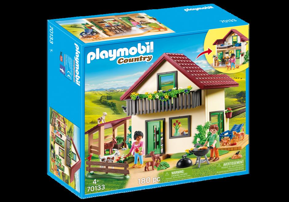 Playmobil 70133 - Bauernhaus - Box