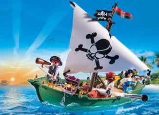 Playmobil - 70151 - Piratenschiff