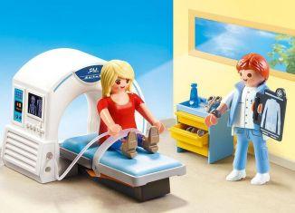 Playmobil - 70196 - Radiology