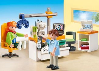 Playmobil - 70197 - Optometrist (Oculist)