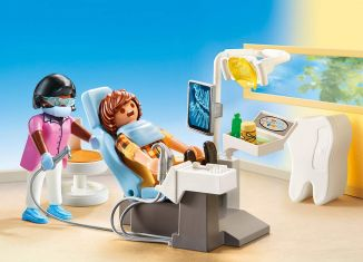 Playmobil - 70198 - Dentist