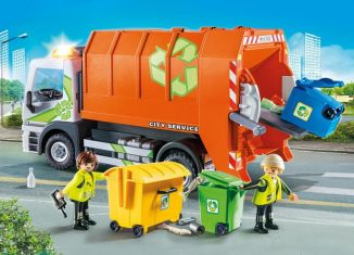 Playmobil - 70200 - Müllfahrzeug