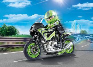 Playmobil - 70204 - Motorradtour