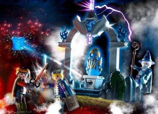 Playmobil - 70223 - Temple of Time