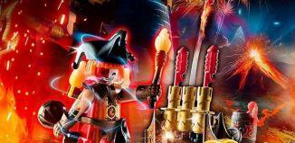 Playmobil - 70228 - Maestro de los fuegos artificiales