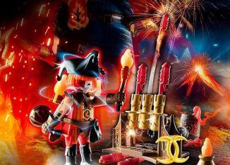 Playmobil - 70228 - Burnham Raiders Fire Master
