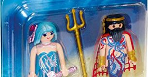 Playmobil - 70082 - King of the Sea and Mermaid