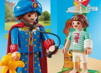 Playmobil - 9519-gre - Special Male Pediatrician