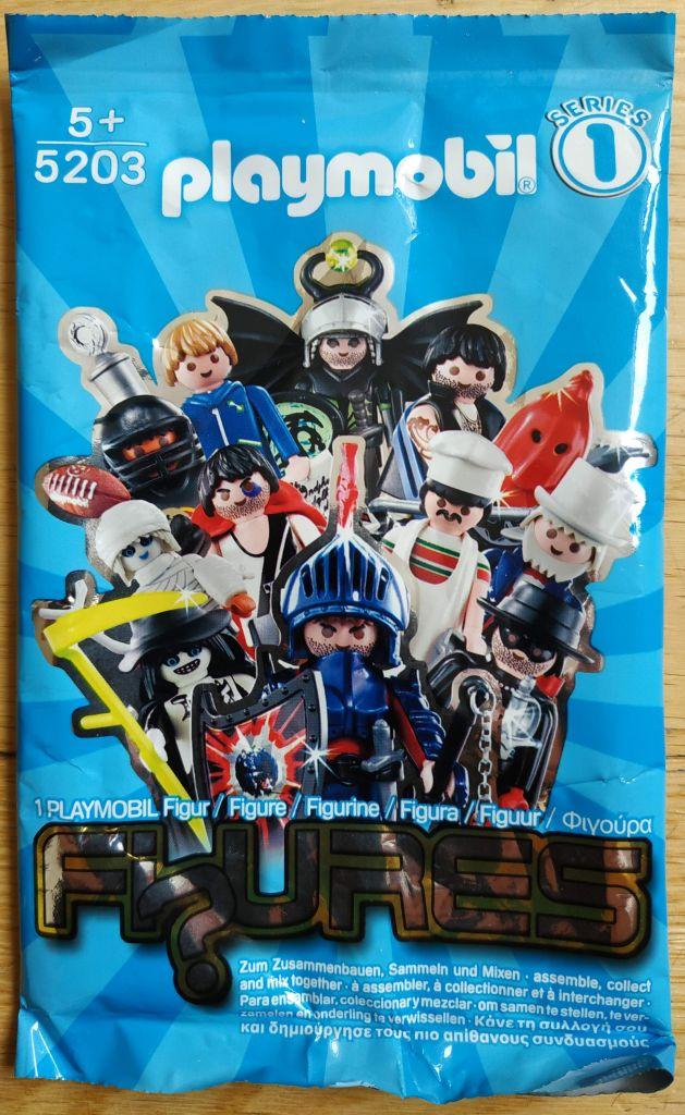 Playmobil 5203v4 - Mummy - Box