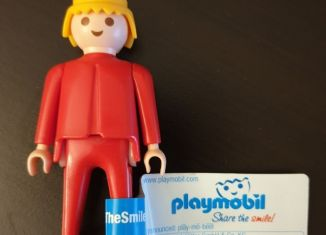 Playmobil - 30825013-ger - Playmobil Share the Smile 40º (red)