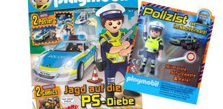 Playmobil - 80624-ger - PLAYMOBIL-Magazin 3/2019 (Heft 69)