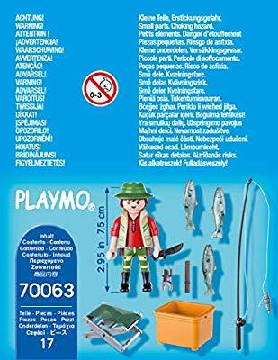 Playmobil 70063 - Pêcheur - Précédent