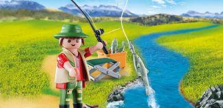 Playmobil - 70063 - Fisherman