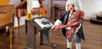 Playmobil - 70135-ger - J.S. Bach