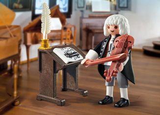 Playmobil - 70135 - J.S. Bach