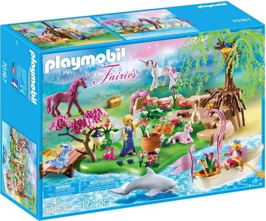 Playmobil 70167-ger - Fairy Unicorn Island - Box