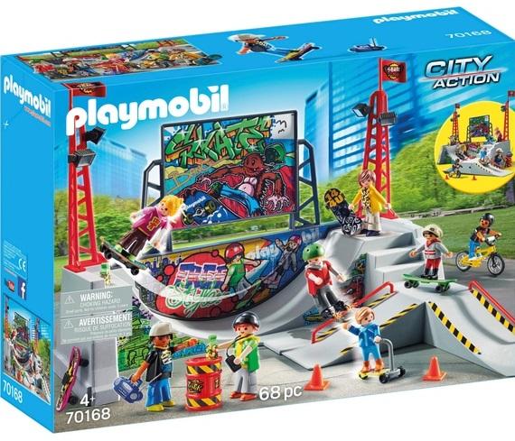 Playmobil 70168-ger - Skaterpark - Box