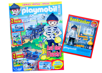 Playmobil - R037-30792354 - Thief