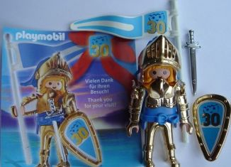 Playmobil - 30897902-ger - 30ème anniversaire du Chevalier d'Or