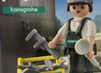 Playmobil - 9538 - Worker Hansgrohe