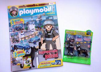Playmobil - R034-30791554 - Police with dog