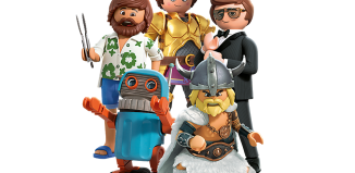 Playmobil - 70069 - Playmobil: The Movie Figuras Series 1
