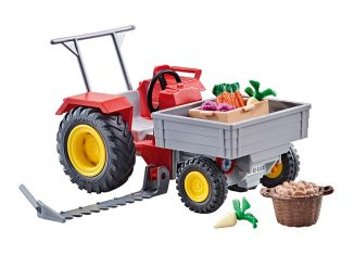 Playmobil - 9831 - Loading Tractor