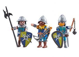 Playmobil - 9836 - Three Knights of Novelmore
