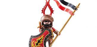 Playmobil - 9837 - Captain of the Burnham Raiders